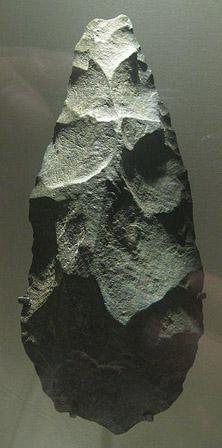 Olduvai Gorge Handaxe