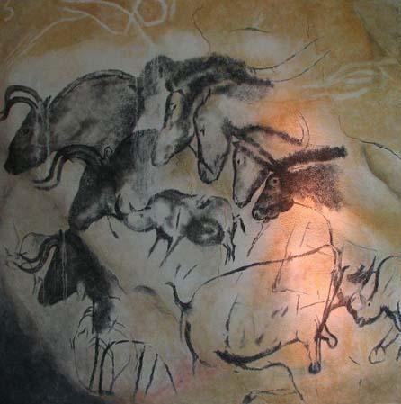 Chauvet Cave Art