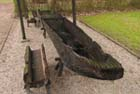 10th century dug out boat found in the Oder River, Poland